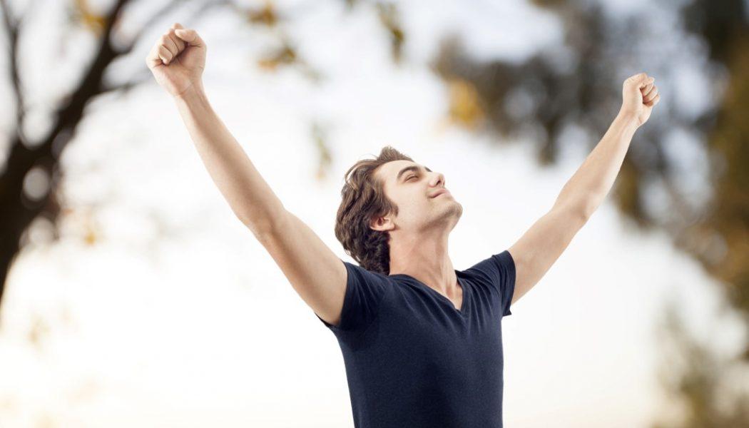 آتئیست خوشحال از زندگی
